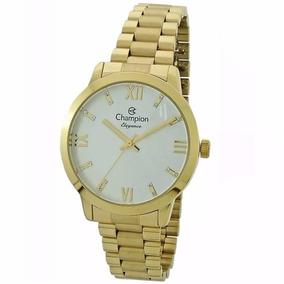 Relógio Champion Elegance Analógico Feminino Cn25163h Origin