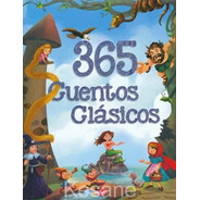 365 Cuentos Clasicos Libro Pasta Dura Infantil Niños