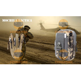 Mochila Cangurera Tactica Militar Molle Celular Laser Gratis