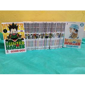 Hunter X Hunter Vários Volumes Avulsos!