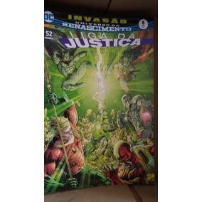 Liga Da Justiça Renascimento Dc 5