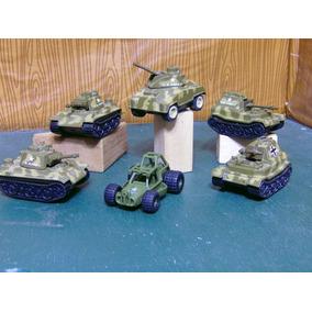 Lee Anunc Lote Bugie & 5 Tanque Militar Xd D Friccion