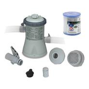 Bomba Filtradora Alberca Intex 330 Gph + Filtro Tipo H