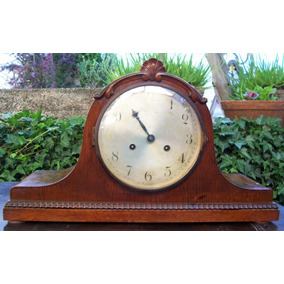 Antiguo Reloj De Mesa - Jughans Wurttemberg W203