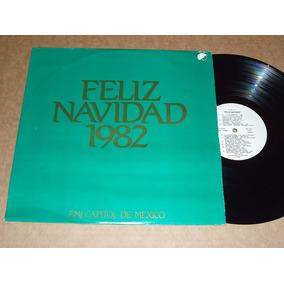 Feliz Navidad 1982 Emi Lp Queen Stones Mccartney Luis Miguel