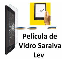 Película De Vidro 6 Pol Leitor Digital Ebook Saraiva Lev
