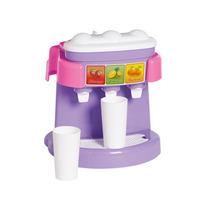 Máquina De Suco E Café Infantil Calesita Frete Gratis