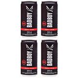 Energetico Bad Boy Power Drink 04 Latas 269ml