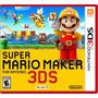 Super Mario Maker - Nintendo 3ds, New 3ds Envío Gratis