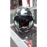 Casco Para Moto Hps X.03 Negro Brillante Integral