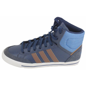 Tênis adidas Cacity Mid Azul/marrom Nª 38 Novo!