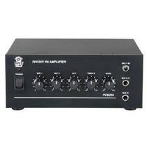 Pyle Pcm20a 40 Amplificador De Potencia Watts Con 25 Y 70 Vo