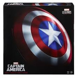 Escudo Capitan America Hasbro Marvel Legends Envío Gratis