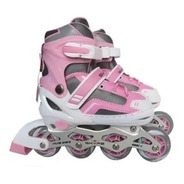 Rollers Skype Xpress Extensibles Chasis Aluminio Abec7