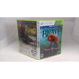 Juego Brave Para Consola Wii, Folio 1-2018-47