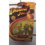 Muñeco Indiana Jones Rene Belloq Envio Sin Cargo Caba