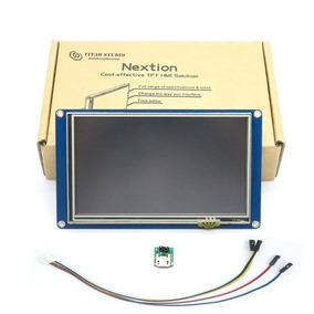 Tela Lcd Nextion 5 Original Tft 800×480 Touch P/ Arduino