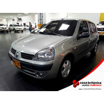 Renault Clio Automatico 4x2 Gasolina
