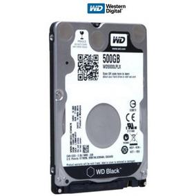 Hd Notebook 500gb 7200rpm Sata3 - Western Digital Wd5000lplx