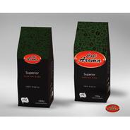 Café Torrado Grão Aroma Superior 1 Kg