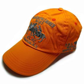 Gorra Deportiva Naranja / Polo Ralph Lauren ® /envío Gratis