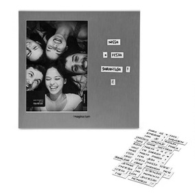 Porta Retrato Magnetico Mensagens - Imaginarium