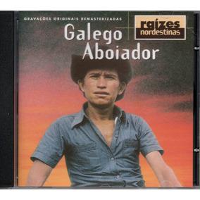 Cd Galego Aboiador - Raízes Nordestinas