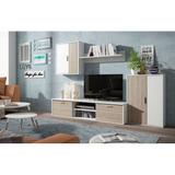 Rack Apilable Mesa Tv Led Living Comedor Panel Biblioteca