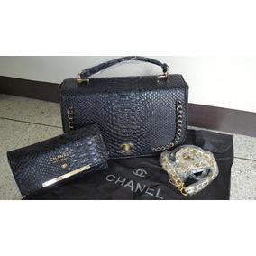 e4f8c6b85 Cartera Chanel Lo Ultimo En - Ropa, Zapatos y Accesorios, Nuevo en ...