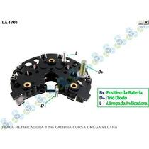 Placa Retificadora 120a Gm Astra - Gauss