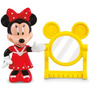 Fisher-price Mickey Mouse Clubhouse Figuras: Minnie Con Esp