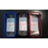 Tpu Rigido Nokia 5800 Nva Tipo Carcasa Protector Hago Envios