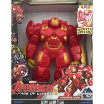 Boneco Hulkbuster 30cm Homem De Ferro Era De Ultron