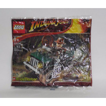 Lego Indiana Jones 20004 Brickmaster