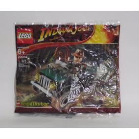 Lego Indiana Jones 20004 Brickmaster