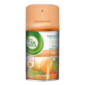 Bom Ar Airwick Freshmatic Citrus Refil 250ml