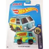 Hot Wheels - Scooby Doo - The Mystery Machine - Escala 1:64.