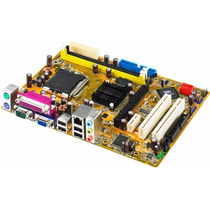 Lote 10 Mother 775 Asus Pcie Ddr2 +micro Dualcore + Cooler