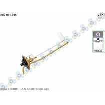 Boia Combustivel Escort C/ Alarme 84/86 Alcool