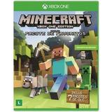 Minecraft Favorites Pack Xbox One Português Mídia Física
