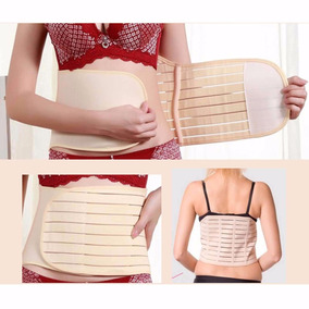 Faja Post Parto Cesarea Maternal Cirugia Reduce Vientre