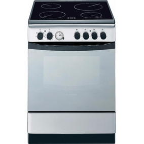 Cocina Eléctrica Ariston A6v530 4 H Vitrocerámica Envío Ya!!
