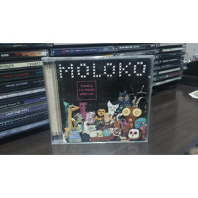 Moloko Things To Make And Do Cd