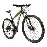 Bicicleta Caloi Explorer Comp - Shimano 24v Freio Hidráulico