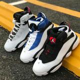 Tenis Jordan Retro 6 Anillos 2k17