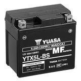 Bateria Invicta Bytx5l-bs Yuasa