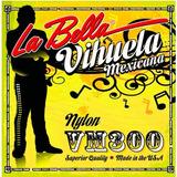 Encordado La Bella Para Vihuela, 5 Cuerdas Vm300