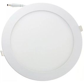 Luminario Led Tipo Panel Empotrable 18w Luz Blanca B42583