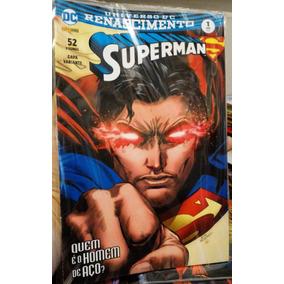 Renascimento Superman + Action Comics 5