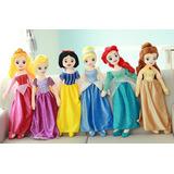 Boneca Princesas Disney Pelúcia Original